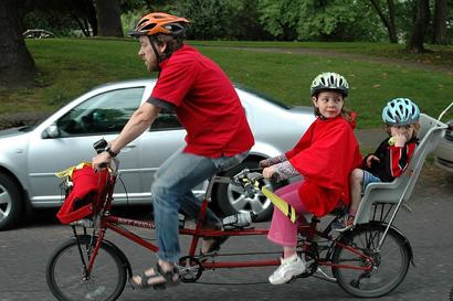 Riding With Kids Which Bike Set Ups Work Best Updated