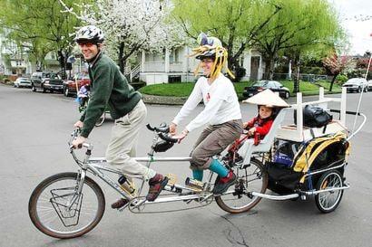Riding with kids: Which bike set-ups work best? [Updated ...