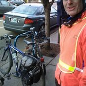 Bike comes out ahead in morning commute challenge