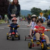 Updated: Thousands of smiles mark success of Sunday Parkways
