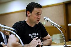 Bike-friendly state senator wounded by accidental gunshot