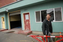 Flying Pigeons and big ideas: Portland's first bike industry incubator