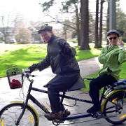 Scholarship helps PSU become hub of bike/ped research