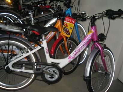 Kids Bike The Park