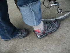 a4f8d672d3b0 Cycling apparel companies have thrown a cleated commuter shoe or two into  the mix before. But it s always seemed like an afterthought