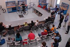 Portland's new 'Bike School' opens doors to community
