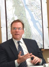"Interview with Commissioner Fish: Forest Park talks are ""back on track"""