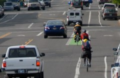 Judge: Woman hit in unpainted bike lane is not protected by law