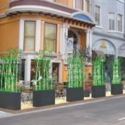 An idea from San Francisco: Sidewalk extensions