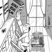 Friday Cartoon: Don't Let It Sit