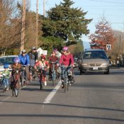 Editorial:  When it comes to family biking, size matters