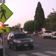 'Rapid Flash Beacons' coming to fatal crosswalk on SE Foster