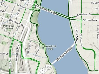 League confirms: Google Maps now has biking directions ... on google car route, newspaper bike route, ups bike route, google headquarters bikes, google maps, google run route, google walking route,
