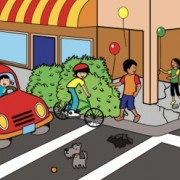 Kids traffic safety curriculum goes open source