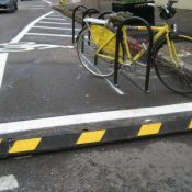 Vancouver (WA) gets on-street bike parking — UPDATED