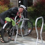 New bike racks just the start for Hillsdale Town Center