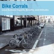 Study: Portland businesses believe in bike parking benefits