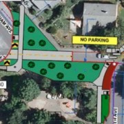 'Pocket park' and cycle-track: A closer look at the NE Holman bike boulevard project