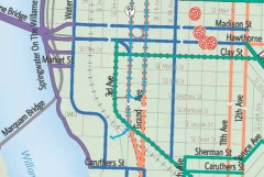 Goldsprints and more will help launch Metro's new bike map