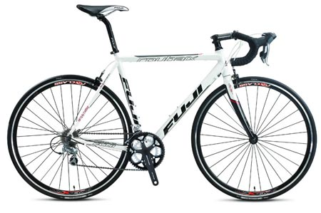 missing Fuji Roubaix 2.0