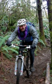 Mountain bikers look toward better relations with Scappoose land owner