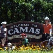 Ride Report: PDX to Camas (photo)