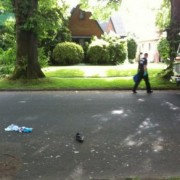 Serious injury crash near Ladds Circle (photos) – Updated