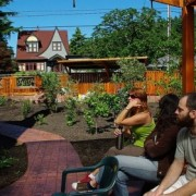 Ride Report: Urban Garden Learning Tour (photo)