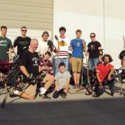 Report: Canadian Pride Street Hockey Ride (photos)