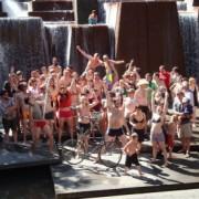 Ride Report: Splash Dance 5 (photo!)