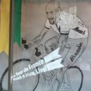 Signs of the Tour de France