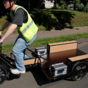 'Truck Trike' looks to redefine urban cargo delivery