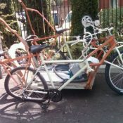 'Bike-car' found, then scrapped before it could be recovered