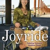From bikes to books: Mia Birk gets ready for her 'Joyride'
