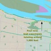 Metro buys easements to close Marine Drive Trail gaps