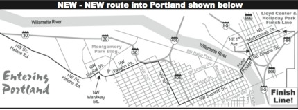 STP route change: Get ready for big crowds on the Steel Bridge