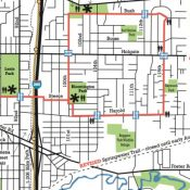 Springwater repaving forces Sunday Parkways route revision