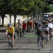 Bridge closure = more bike traffic (slideshow)