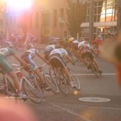 Up-close racing action delights at Twilight Criterium [Slideshow]