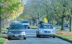 Ask BikePortland: Any changes planned for NE Ainsworth?