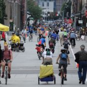 Photos, recap, and your comments on Sunday Parkways Northwest