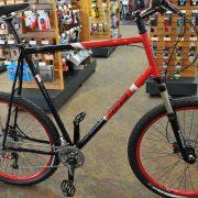 Portland Trail Blazer Joel Przybilla's new bike (Slideshow)