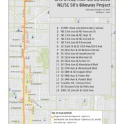 Ride will look at 50s bikeway alignment options