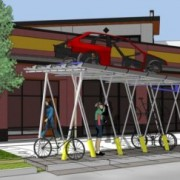 Art bike corral coming to Woodlawn neighborhood