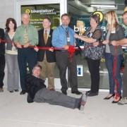Hillsboro welcomes Oregon's first Bikestation