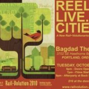Newswire: 'Reel Live Cities' film fest at Bagdad Theater tomorrow