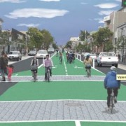"San Francisco's ""bold path forward"" for bikes"