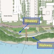City acquires land for South Waterfront Greenway Trail