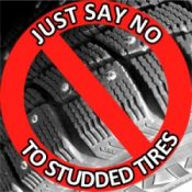 Studded tire season is here: Where's the effort to ban them?