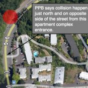 Fatal crash on SW Barbur last night – Updated